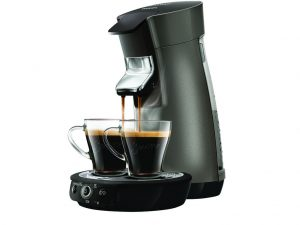 Philips Senseo Viva Café Donkergrijs HD7831