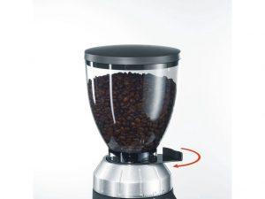 bonenreservoir koffiemolen
