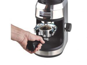 ledverlichting bij koffiemolen