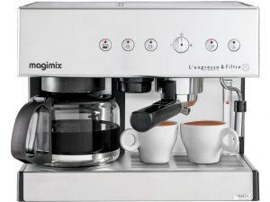 Magimix L'Expresso & Filtre Automatic 11423