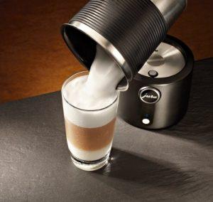 jura latte melkschuim