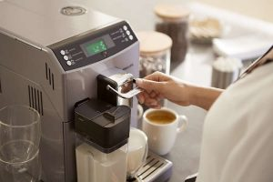 philips koffiemachine knoppen