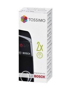 Bosch Tassimo ontkalkingstabletten; de originele