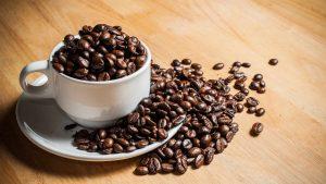 Kopje koffie - cafeïne