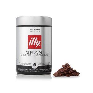 Espresso koffiebonen - donkere branding