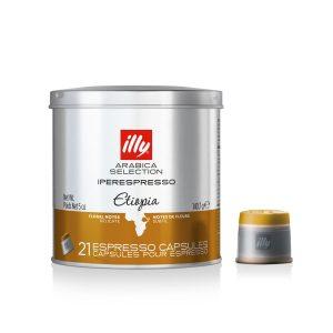 Iperespresso koffiecapsules - Arabica Selection Ethiopië