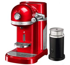 KitchenAid Nespresso en Aeroccino 5KES0504