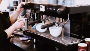 Koffiemachine professioneel