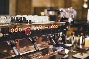 Luxe koffiezetapparaat