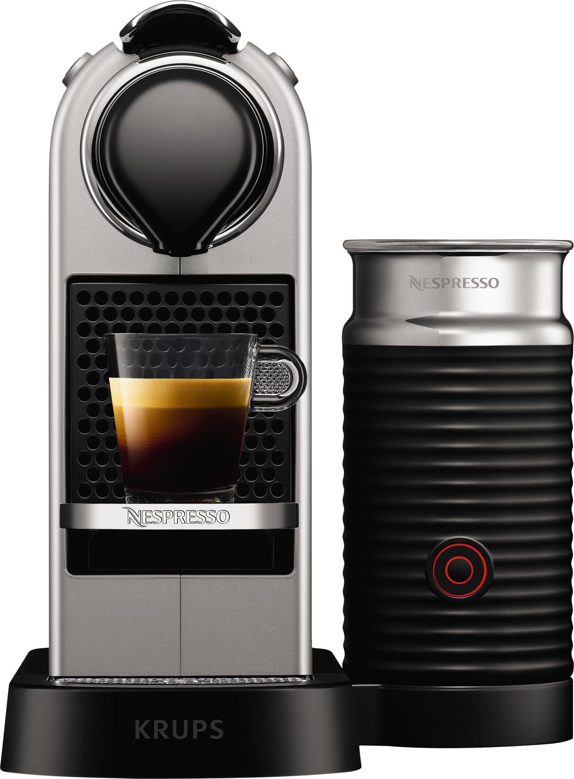 Krups Nespresso koffiezetapparaat