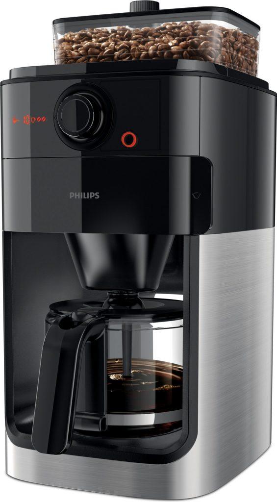 Philips koffiezetapparaat met bonen
