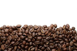 Groene koffie - ongebrande koffiebonen