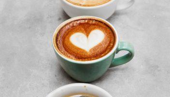 Soorten koffiekopjes