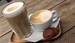 Formaat koffiekopje