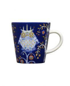 Iittala Taika Espressokop blauw