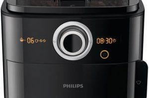 Philips Grind & Brew HD7769 00 met timer
