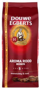 Douwe Egberts Aroma Rood koffiebonen 900 gram
