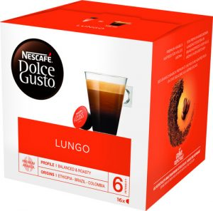 Dolce Gusto Lungo 3 pack