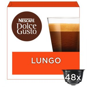 Dolce Gusto Lungo Cups - 3 x 16