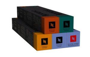 Exclusief Nespresso Lungo Koffie Pakket - 5 x 10 Capsules