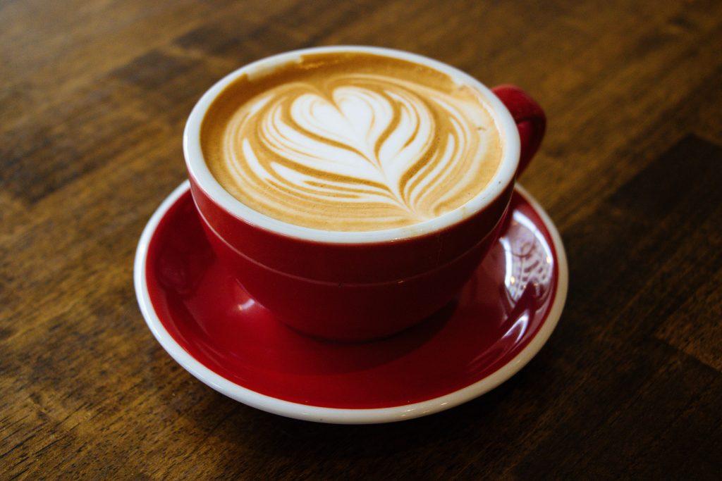 Cappuccino cafeïne