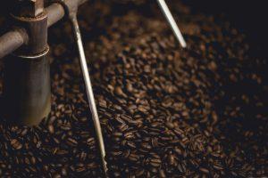 Koffie branding