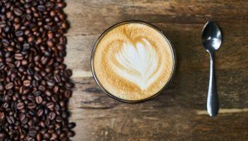 Afvallen met koffie
