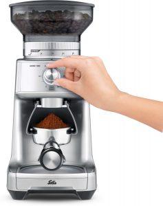 voorkant solis koffiemolen
