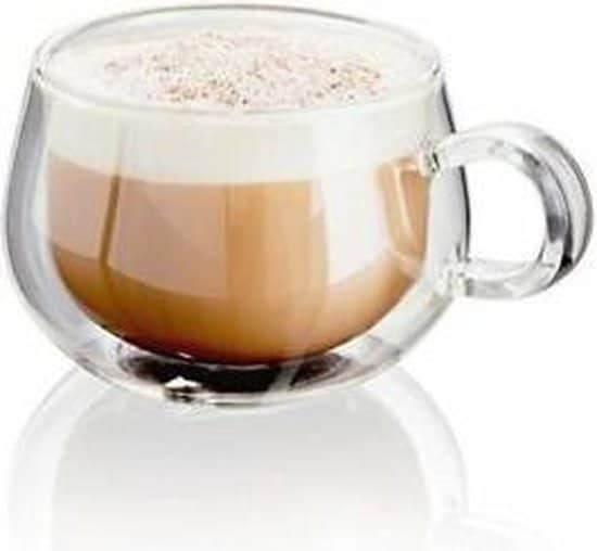 Horwood Judge cappuccino glas