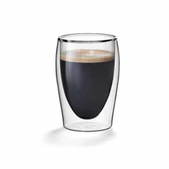 Isoglas espresso glas