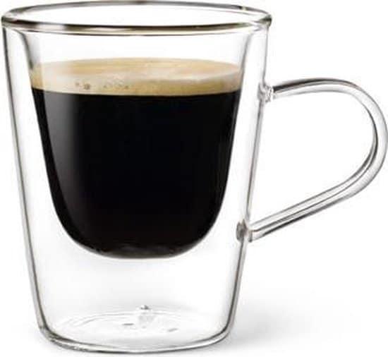 Luigi Bormioli espressoglas