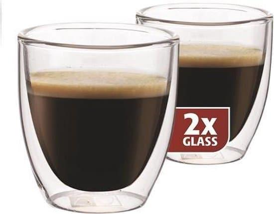 Maxxo espressoglazen