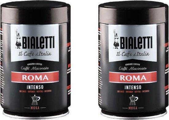 Bialetti Roma gemalen koffie