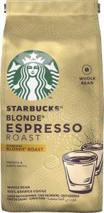 Starbucks Blonde Espresso Roast koffiebonen